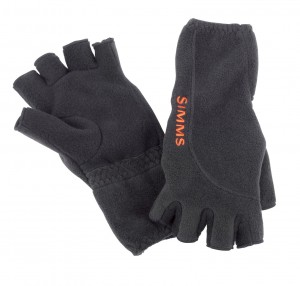 SIMMS HEADWATERS HALF FINGER GLOVE - RĘKAWICE POLAROWE