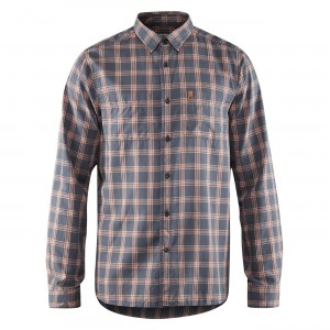 FJALLRAVEN HIGH COAST SHIRT - KOSZULA
