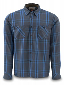 SIMMS BLACKS FORD FLANNEL SHIRT  UPF 50 - KOSZULA FLANELOWA