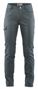 GREENLAND STRETCH TROUSERS W REGULAR FJALLRAVEN - SPODNIE STRECZOWE
