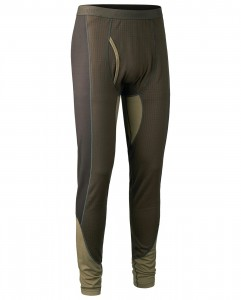 DEERHUNTER GREENOCK UNDERWEAR LONG JOHNS - BIELIZNA KALESONY