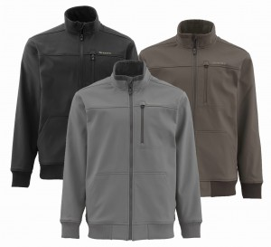 Simms Rogue Fleece Jacket UPF 50 - Softshell wędkarski