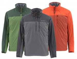 SIMMS MIDSTREAM INSULATED PULL-OVER - BLUZA DOCIEPLAJĄCA