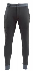 SIMMS FLEECE MIDLAYER BOTTOM - BIELIZNA WEŁNIANA - KALESONY