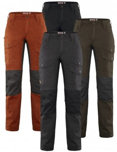 Vidda Pro Ventilated Trousers W Regular Fjallraven - spodnie trekkingowe