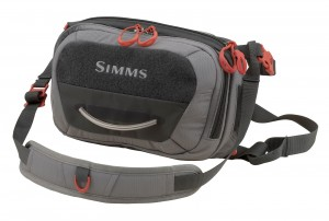 SIMMS FREESTONE FISHING CHEST PACK - Torba na pierś i pas biodrowy