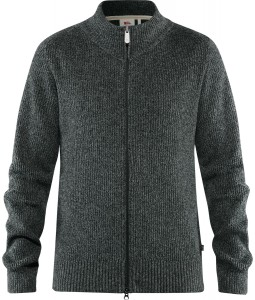 Greenland Re-Wool Cardigan Fjallraven - sweter wełniany