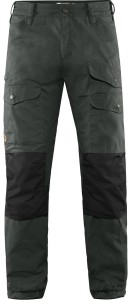 FJALLRAVEN VIDDA PRO VENTILATED TROUSERS REGULAR - SPODNIE TREKKINGOWE