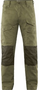 FJALLRAVEN VIDDA PRO VENTILATED TROUSERS LONG - SPODNIE TREKKINGOWE