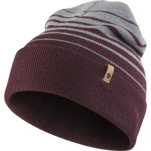 Classic Striped Knit Hat Fjallraven - czapka wełniana