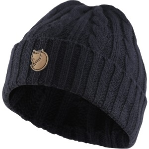 Braided Knit Hat Fjallraven - czapka wełniana