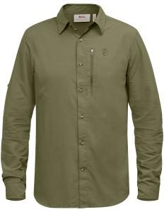 Odzież turystyczna producenta Fjallraven koszule, plecaki
