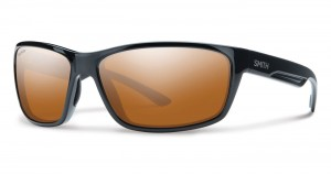 Smith Optics Redmond Black TechLite Polarchromic Copper Mirror - okulary polaryzacyjne fotochromowe dla wędkarzy