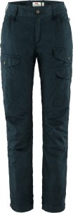 Vidda Pro Ventilated Trousers W Short Fjallraven - spodnie trekkingowe