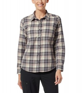 Lieback Organic Cotton Flannel L/S Royal Robbins - koszula outdoorowa