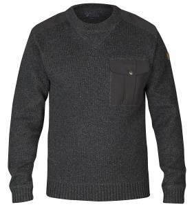 Fjallraven Torp Sweater - sweter wełniany