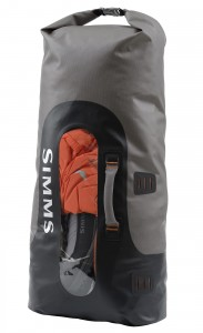 SIMMS DRY CREEK ROLL TOP BAG - WOREK TRANSPORTOWY