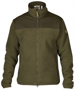 FOREST FLEECE JACKET - KURTKA POLAROWA