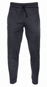 Simms Challenger Sweat Pants Black Heather  - spodnie polarowe