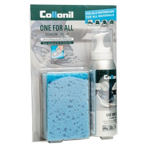 Collonil One for All Foam - kompleksowa ochrona obuwia