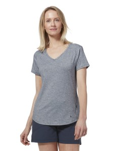 Round Trip Drirelease S/S Royal Robbins - top