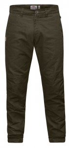 SORMLAND TAPERED WINTER TROUSERS FJALLRAVEN - SPODNIE MYŚLIWSKIE