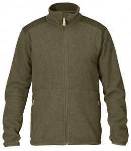STEN FLEECE FJALLRAVEN - BLUZA POLAROWA