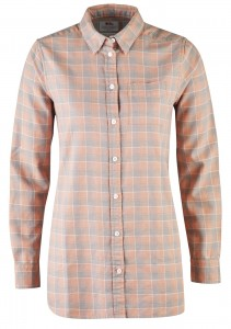 HIGH COAST FLANNEL SHIRT LS W FJALLRAVEN - KOSZULA