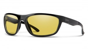 Smith Optics Redding Black Techlite Low Light Ignitor Mirror - okulary polaryzacyjne dla wędkarzy