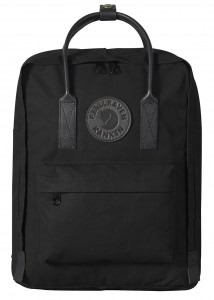 KANKEN No. 2 BLACK EDITION FJALLRAVEN - PLECAK