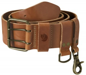 FJALLRAVEN EQUIPMENT BELT - PAS SKÓRZANY