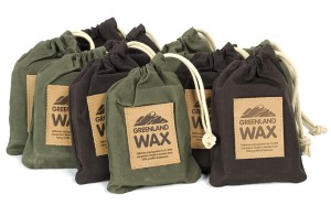 GREENLAND WAX BAG FJALLRAVEN - WORECZEK NA WOSK