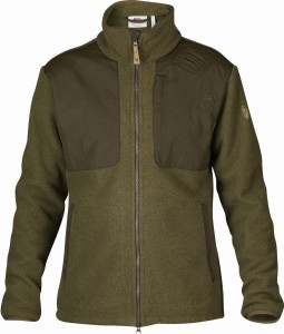 FOREST STORMBLOCKER JACKET FJALLRAVEN - KURTKA POLAROWA