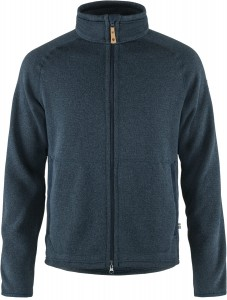 Ovik Fleece Zip Sweater Fjallraven - bluza polarowa