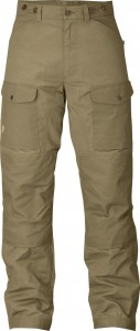 DOWN TROUSERS No. 1 NUMBERS FJALLRAVEN - SPODNIE PUCHOWE