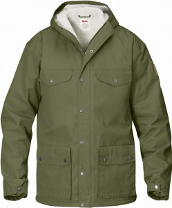 GREENLAND WINTER JACKET FJALLRAVEN - KURTKA ZIMOWA