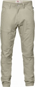 HIGH COAST VERSATILE TROUSERS LONG FJALLRAVEN - SPODNIE TERENOWE
