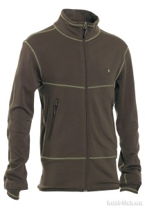 GIRONDE INSULATING FLEECE JACKET DEERHUNTER - BLUZA POLAROWA