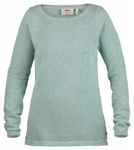 FJALLRAVEN HIGH COAST KNIT SWEATER W - SWETER