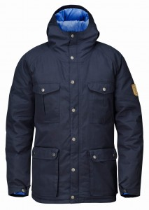 FJALLRAVEN GREENLAND DOWN JACKET - KURTKA PUCHOWA