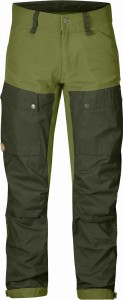 FJALLRAVEN KEB TROUSERS REGULAR - SPODNIE TREKKINGOWE