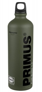 PRIMUS FUEL BOTLLE 1.0L (GREEN) - BUTELKA NA PALIWO