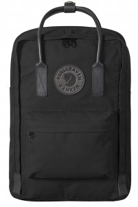"KANKEN No. 2 LAPTOP 15"" BLACK EDITION FJALLRAVEN - PLECAK"