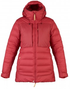 FJALLRAVEN KEB EXPEDITION DOWN JACKET W  - KURTKA PUCHOWA