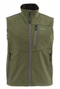 Simms Windstopper Vest - kamizelka z windstopperem