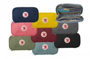 KANKEN TRAVEL WALLET FJALLRAVEN -  PORTFEL