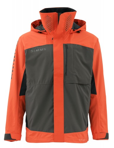 Simms Challenger Jacket, kolor: 820 - Fury Orange.