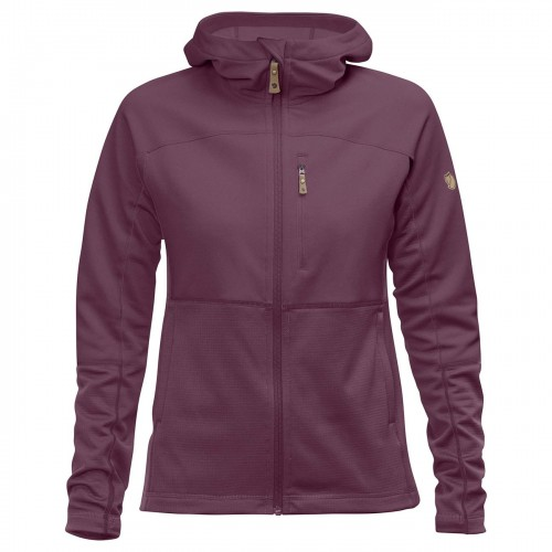 Abisko Trail Fleece W, kolor: 420 - Plum