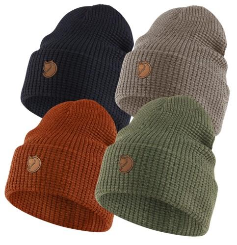 Czapka Z Wełny Merino Fjallraven Merino Structure Hat Nakrycia Głowy Czapki Zimowe Autoryzowany Sklep Fjallraven H F Pl
