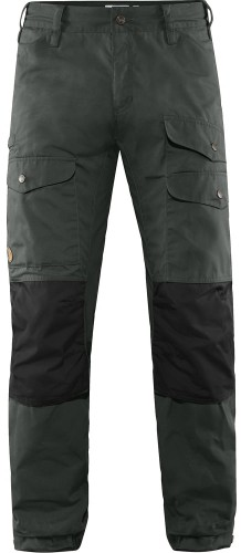 Vidda Pro Ventilated Trousers Regular, kolor: 030-550 - Dark Grey - Black